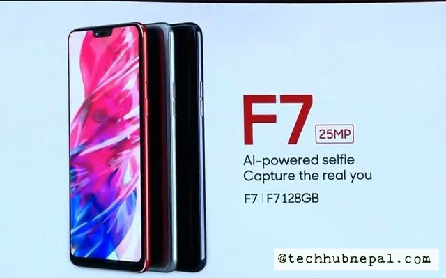 oppo f7 latest smartphone