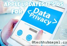 apple updates it's os privacy policy