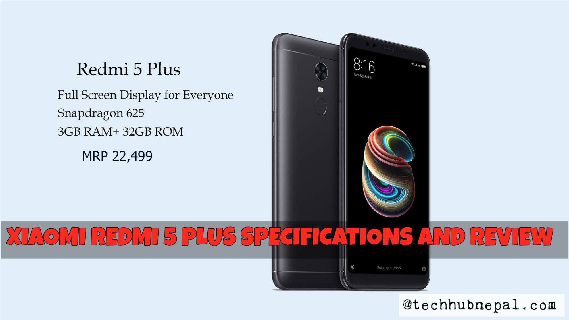 xiaomi redmi 5 plus review specifications and price in nepal