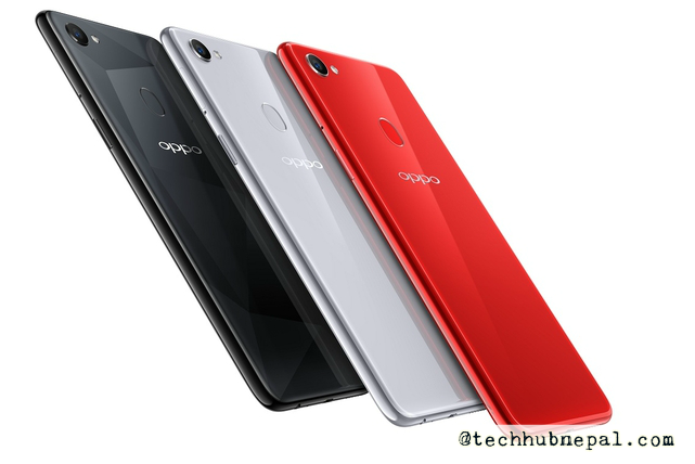 oppo f7 colors, techhub nepal, oppo f7 launched in india,oppo f7 price in nepal