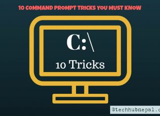 10 command prompt tricks you must know