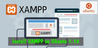 install xampp on ubuntu 18.10